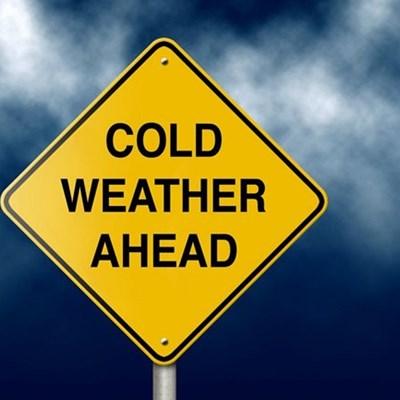 Severe weather alert