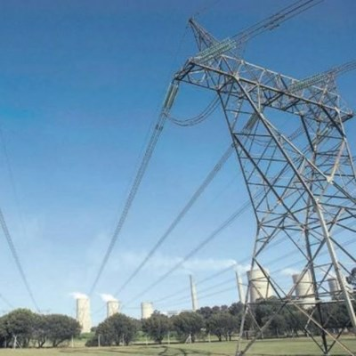 Load shedding leads to less power output, less consumption