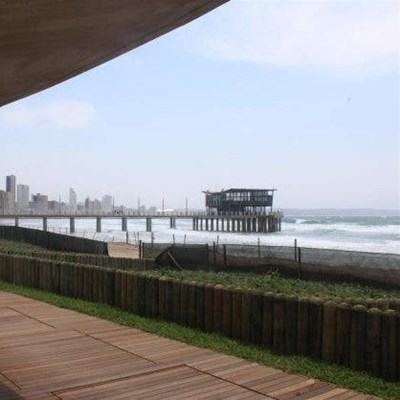Swimming prohibited as Durban beaches open to the public