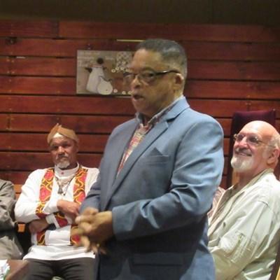 Peter Marais praat oor minderheidsregte