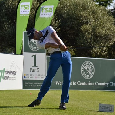 Mansfield makes bold move at Big Easy IGT Tour Champs