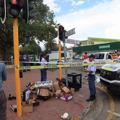 Man stabbed to death in CBD