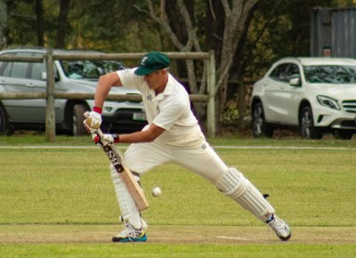 Legends in action at cricket festival