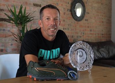 Arctic athlete from Bloemfontein