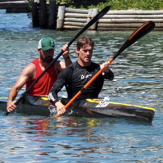 Knysna's paddling pride