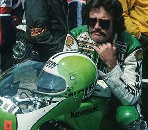 Ballington to become MotoGP legend