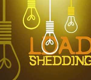 Stage 2 load shedding from 16:00