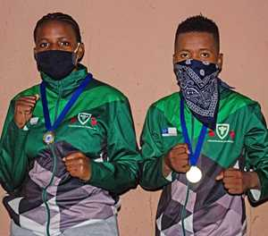 Knysna boxers off to nationals