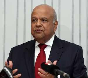 Sars review was Gupta-linked: Gordhan