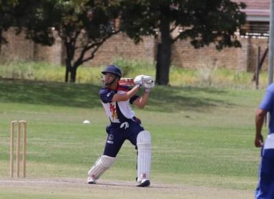 Oakhill College 1st cricket team season final