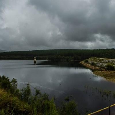 Garden Route Dam at 87,07%