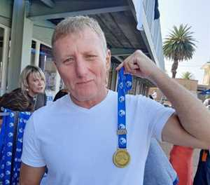 Fish Eagles take medalling to great heights