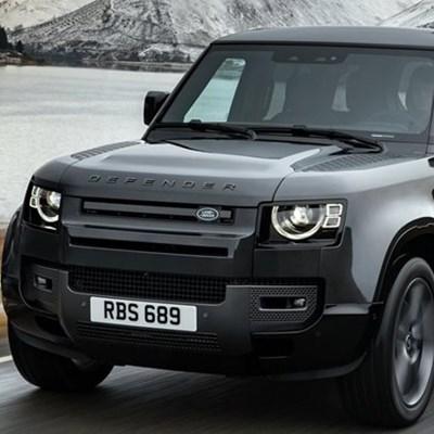 Rumble silently returns: Land Rover Defender V8 priced