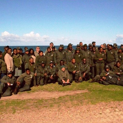 Rangers applauded for protecting biodiversity