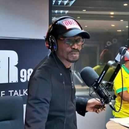 Power FM confirms Bob Mabena's passing due to cardiac arrest