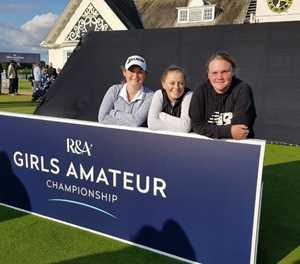 SA trio through to Girls Amateur Match Play