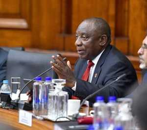 Ramaphosa calls on SA business to contribute to African growth