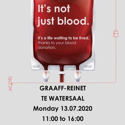 SANBS to visit Graaff-Reinet