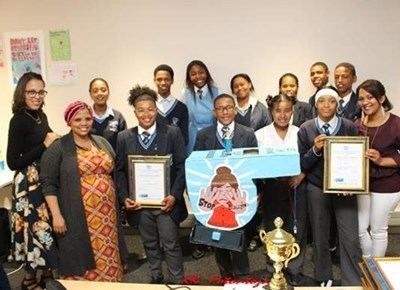 Anti-bully campaign winners acknowledged