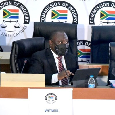 ANC should not have knowingly accepted donations from Bosasa, says Ramaphosa