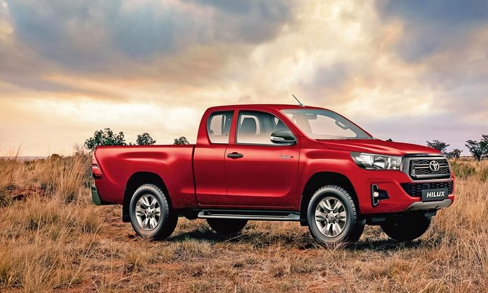 Halfway Toyota | Pick of the Week | Toyota Hilux Xtra Cab