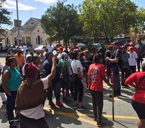 Update: Motorists to avoid York Street