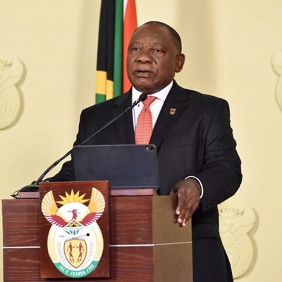 Ramaphosa responds to questions in National Assembly