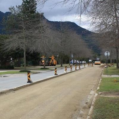 Caledon Street roadworks update