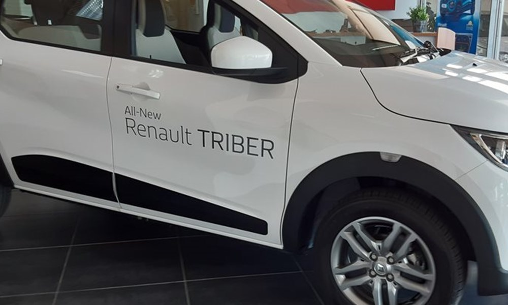 Seaman's Renault | Pick of the Week | Renault Triber Prestige