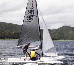 Line honours for Buys and Paine