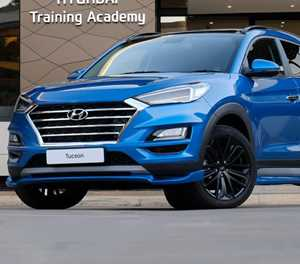 New Tucson Sport launched at Killarney