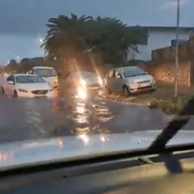 Strong winds, heavy rain flood Western Cape