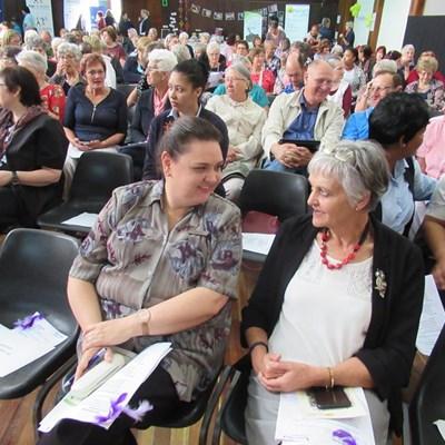 Groot belangstelling in demensie-seminaar
