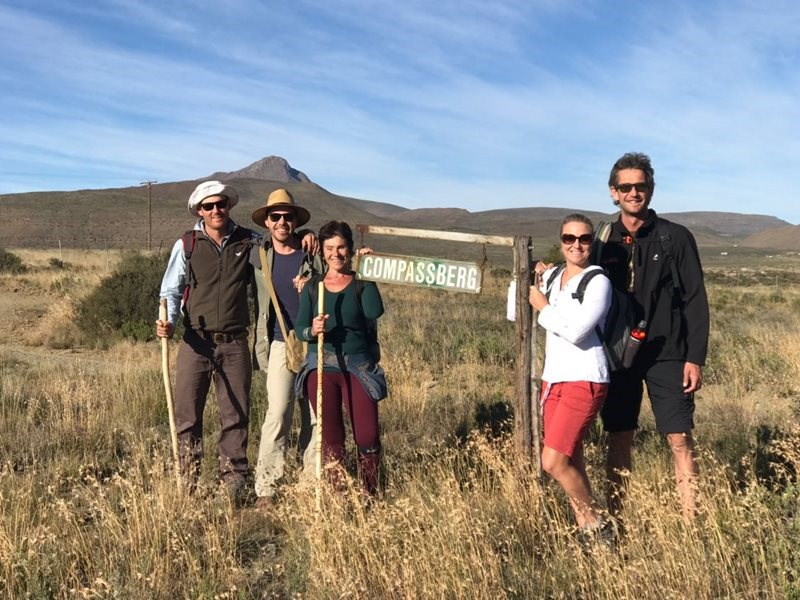 Pilgrims and donkeys conquer the Camino