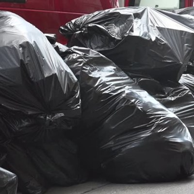 Refuse removal on Monday, 2 March