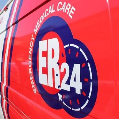 ER24-ambulans in Blanco aangeval