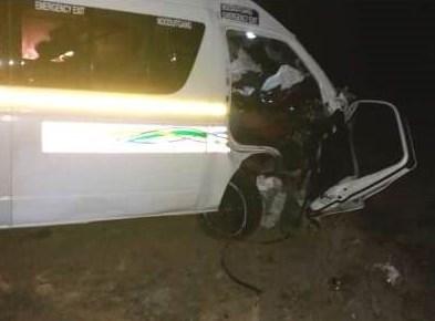 2 Accidents on notorius R61