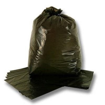 Festive season over - only 7 black bags per household will be collected