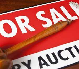 Don't allow your home to go to public auction to cover your debt