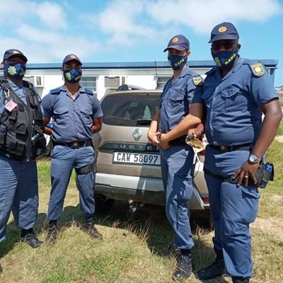 Stolen car found, suspect arrested