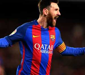 Messi takes Barca eight points clear