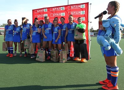 Spar Eastern Cape Schoolgirls Hockey Challenge