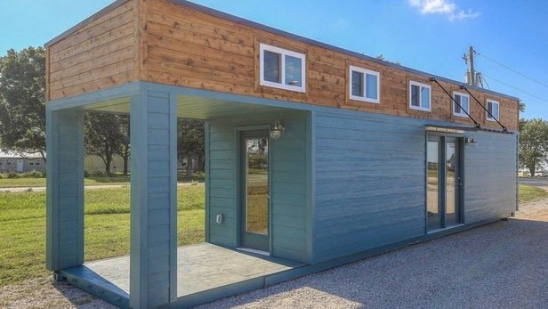Shipping Containers And Commercial Property A Sign Of