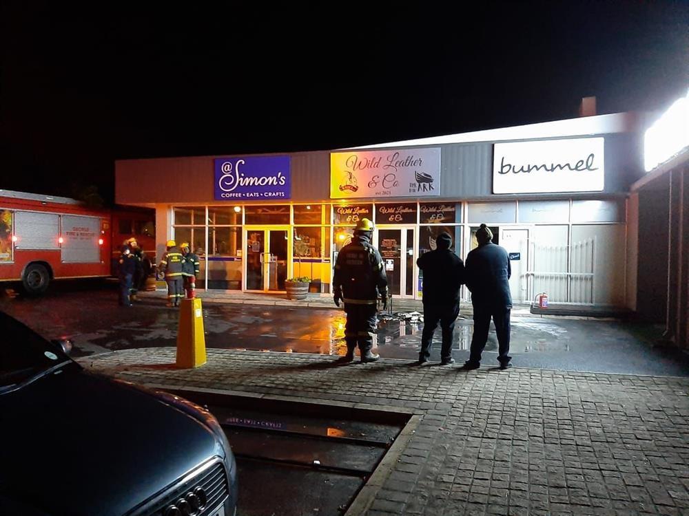 Meltdown damages shoe factory