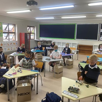 Glenwood House welcomes 50 Grade 1s