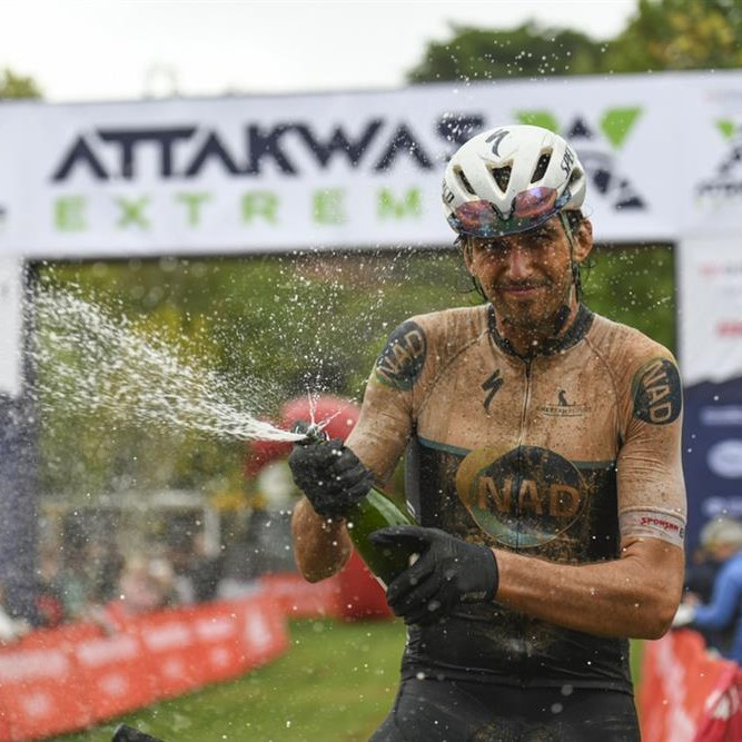 Beers and Stenerhag win Attakwas in (muddy) style