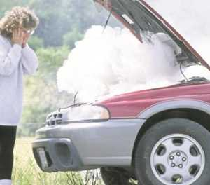 How to stop your car overheating