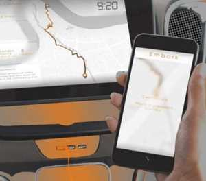 Self-driving taxi for wheelchair users wins design award