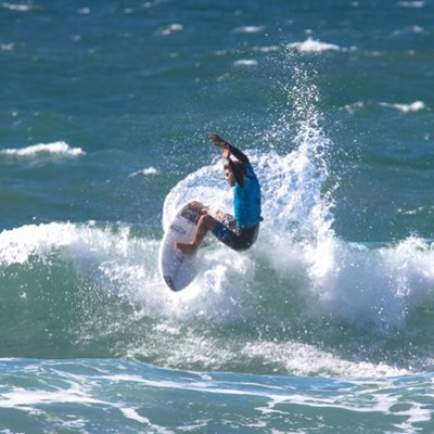Zigzag surfing competition cancelled