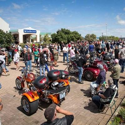 Buffalo Rally this weekend